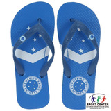Chinelo Cruzeiro Oficial Domenicca Adulto  Original  Nf