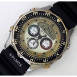 a16aac94a4e Citizen Yachting Co50 Natulite Promaster Série Ouro Windsurf