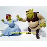 Cole��o Mc Donalds Shrek    Shrek & Fiona   Mc Lanche Feliz