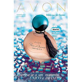 Col�nia Far Away Infinity   Avon 50ml   Brinde