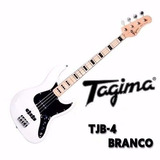 Contra Baixo Tagima Tjb4 Jazz Bass  Promocao Black Friday