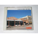 Country Music - Best Select Library - 1995 - Cd - Imp.japan