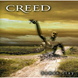 Creed human Clay Cd Novo lacrado importado