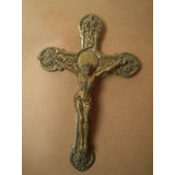 Crucifixo Bronze