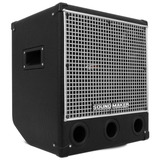 Cubo Amplificador Contra Baixo Sound Maker 50w Black Bass 50