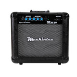 Cubo Amplificador Guitarra Maxx10 Color Mackintec   Brinde