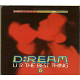 D: Ream U R The Best Thing Dig Pac  Cd Importado U s a