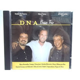 D n a  Bossa Trio Cd Original Estado Impecável