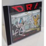D r i Dealing With It   Cd Importado