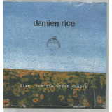 Damien Rice   Live From The Union Chapel   Cd Novo  Digipack