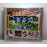 Danny Everett Presents The Story Of Indo Rock Cd Triplo Imp