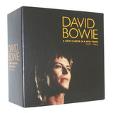 David Bowie A New Career In A New Town 11cd Box Set Frete Gr