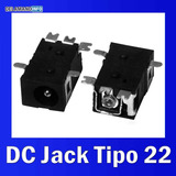 Dc Jack Tipo 22: 3 5mm   1 35mm Netbook Philco Phn Cce Win