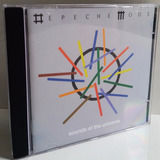 Depeche Mode   Sounds Of The Universe Cd