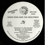 Disco Rick And The Wolf Pack   Can You Feel It  miami Bass