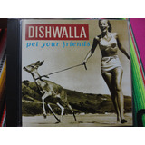Dishwalla Cd Pet Your Friends  1994  Counting Blue Cars