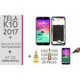 Display Lcd Tela Touch Lg K10 Novo 2017 Lg m250ds   Ferramen
