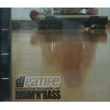 Dj Patife Cd Presents Sounds Of Drum  n  Bass