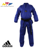 Dobok adidas Adi champion Colour 3s   Azul