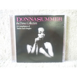 Donna Summer   The Dance Collection   Cd Nacional