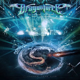 Dragonforce in The Line Of Fire  cd dvd