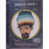 Dread Mar I Transparente Novo Lacrado Cd 2012