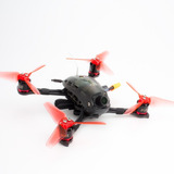 Drone Racer Babyhawk R Emax Fpv 136mm Bnf Frsky  Hélice 3