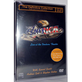 Dvd   Cd America   Live At The Ventura Theater