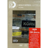 Dvd   Cd Korn   Deuce   Gold Series Limited  923994