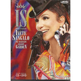 Dvd   Cd Multishow Ao Vivo Ivete Sangalo No Madison Square