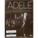 Dvd   Cd Adele   Live At The Royal Albert Hall   Novo
