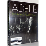Dvd   Cd Adele   Live At The Royal Albert Hall
