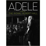 Dvd   Cd Adele: Live At The Royal Albert Hall   Sony Music
