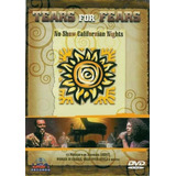 Dvd   Tears For Fears No Show Californian Nights