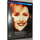 Dvd Barbara Dickson   In Concert At The Royal Albert Hall