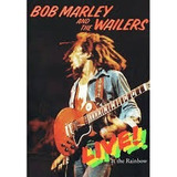 Dvd Bob Marley  And The Wailers Live At The Rainbow