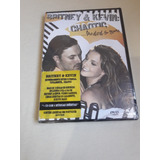 Dvd+ Cd Britney Spears & Kevin Chaotic .the Dvd &more Lacrad