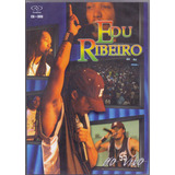 Dvd + Cd Edu Ribeiro - Ao Vivo ****
