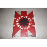Dvd Da Banda De Rock Red Hot Chili Peppers Com 12 Músicas