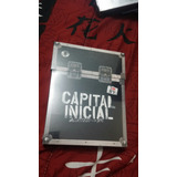 Dvd E Cd Capital Inicial Acústico Em Nova York