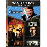 Dvd Ike: Countdown To D day   Runaway   Shadow Riders