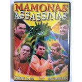 Dvd Mamonas Assassinas Ao Vivo Arquivo Familiar  original