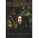 Dvd One Love The Bob Marley All Star Tribute
