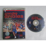 Dvd Original Usado Nba Street Series Grandes Dribles