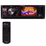 Dvd Pioneer Tela 3 Dvh 7880 Radio Am Fm Cd Mp3 Usb Saida Rca