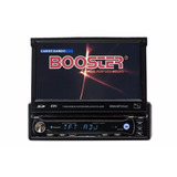 Dvd Player Automotivo Booster Bmtv 9680 7pol Usb Sd Gps Bt