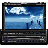 Dvd Player Booster 9750 Tela 7 Retr�til Touch Tv Bluetooth