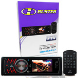 Dvd Player H buster Hbd 6688avt C  Tv Dig  Lcd 2 7 Pol  Usb