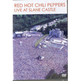 Dvd Red Hot Chili Peppers   Live At Slane Castle   Novo