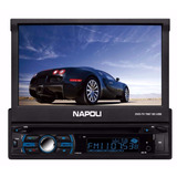 Dvd Retratil Napoli 7967 Tv bluet dvd cd usb camera Re